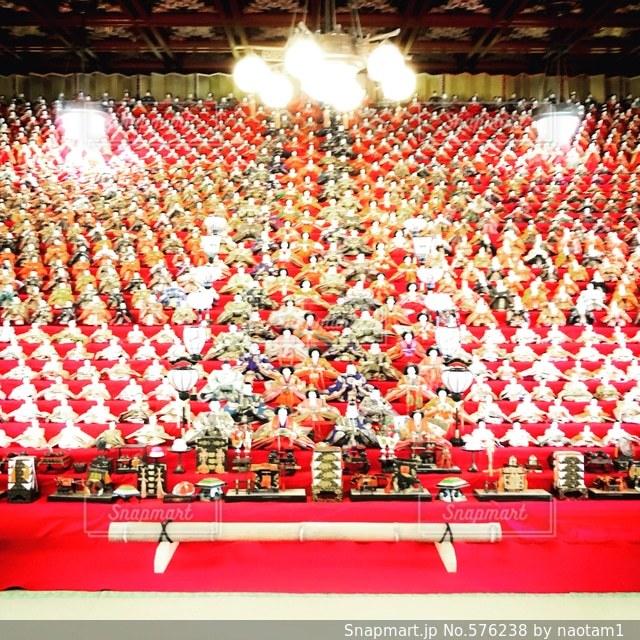 ひな祭りの写真・画像素材[576238]