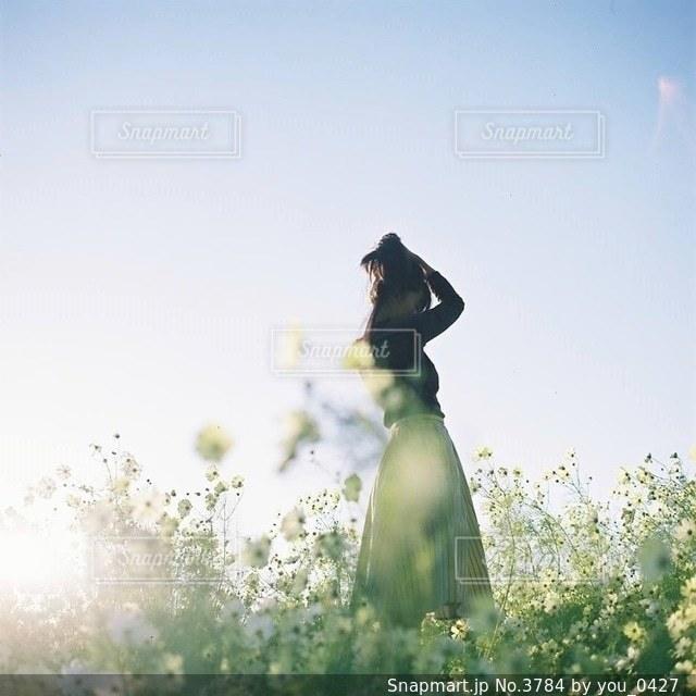 女性の写真・画像素材[3784]