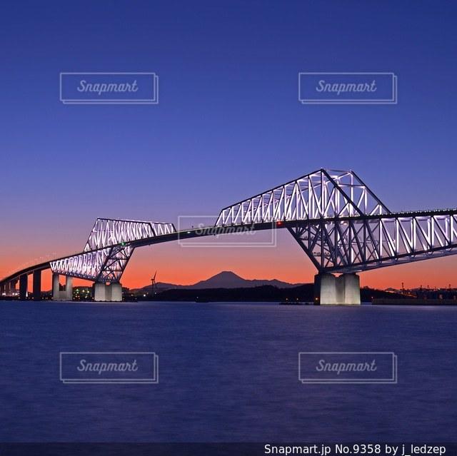 橋の写真・画像素材[9358]
