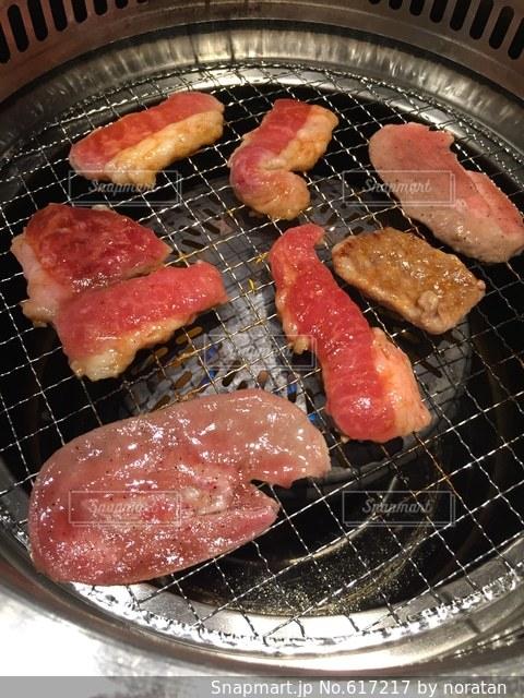 肉の写真・画像素材[617217]