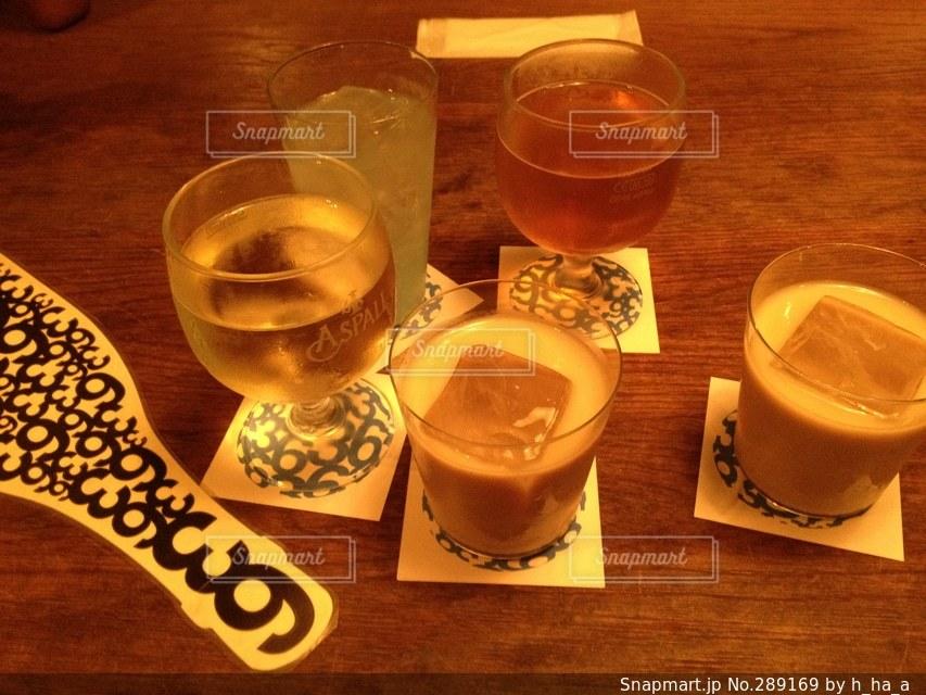 飲み物の写真・画像素材[289169]