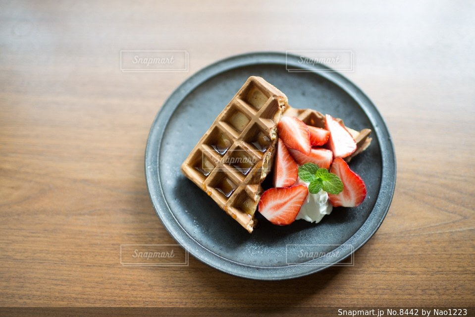 食べ物の写真・画像素材[8442]