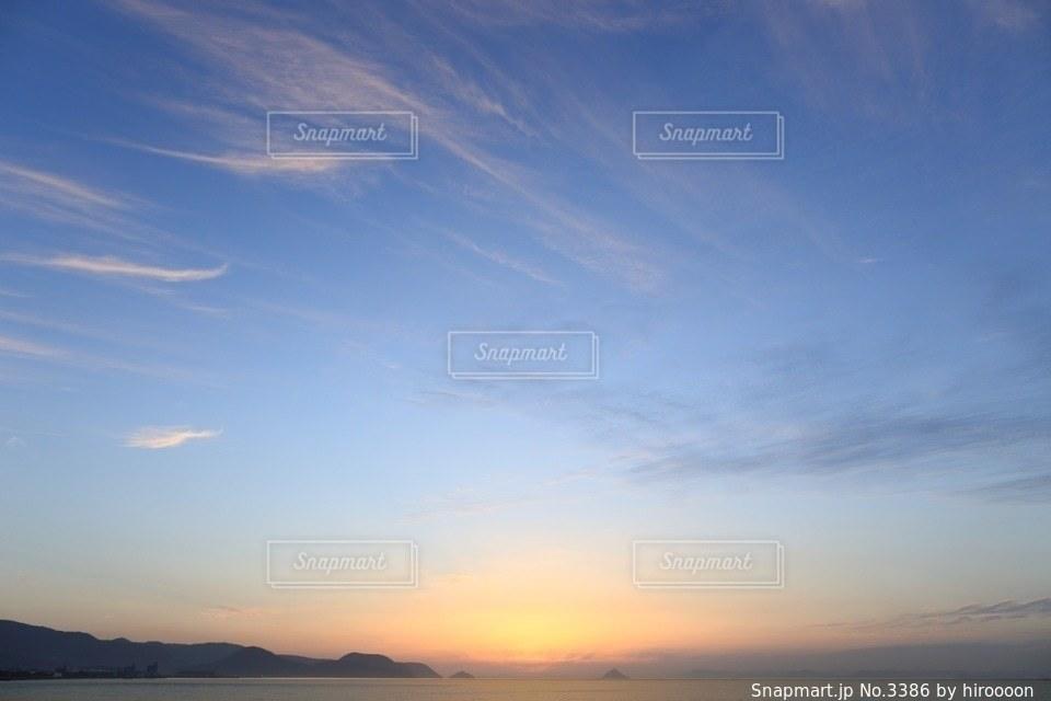 海の写真・画像素材[3386]
