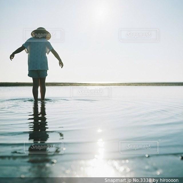子どもの写真・画像素材[3338]