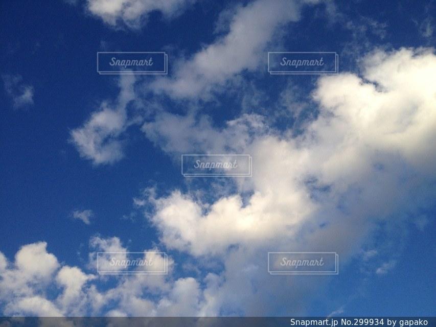 空の写真・画像素材[299934]