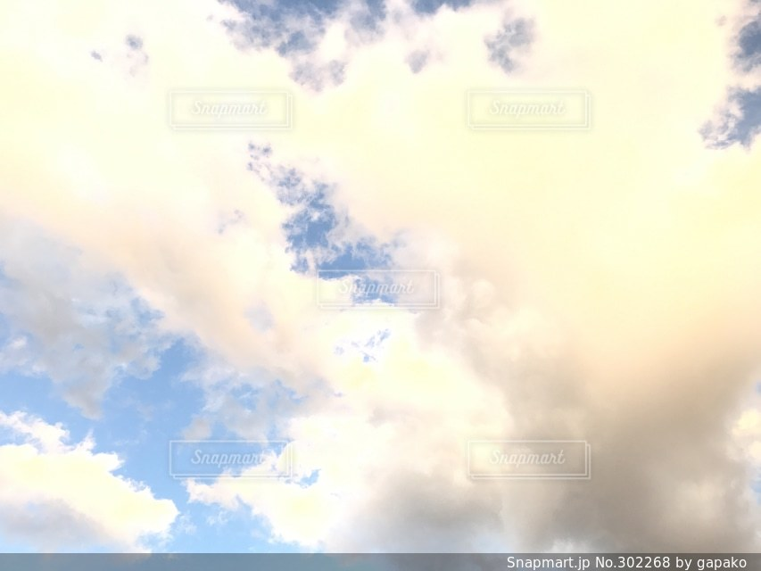 空の写真・画像素材[302268]