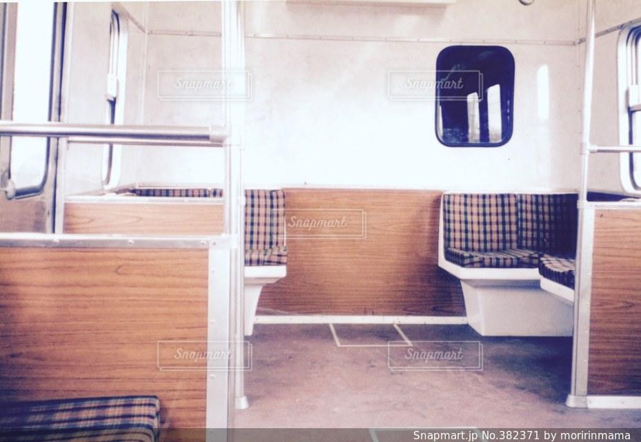 電車の写真・画像素材[382371]