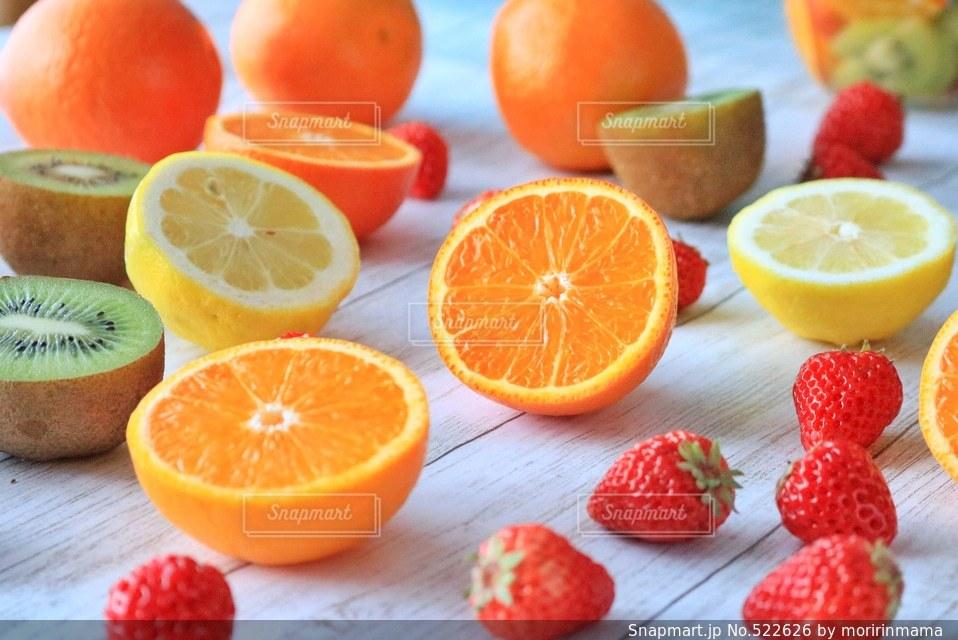 オレンジの写真・画像素材[522626]