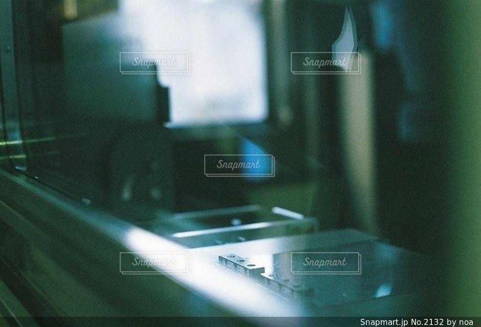 反射の写真・画像素材[2132]