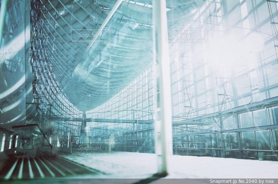 建物の写真・画像素材[2040]
