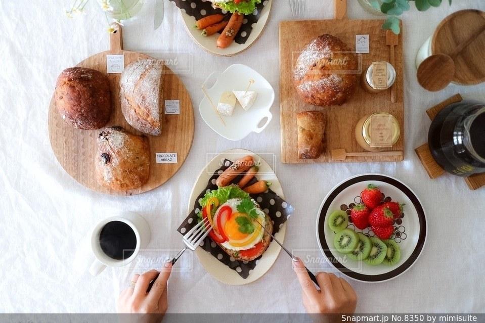 食事の写真・画像素材[8350]