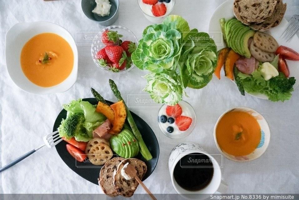 食事の写真・画像素材[8336]