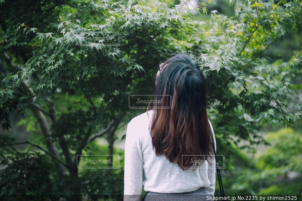女性の写真・画像素材[2235]