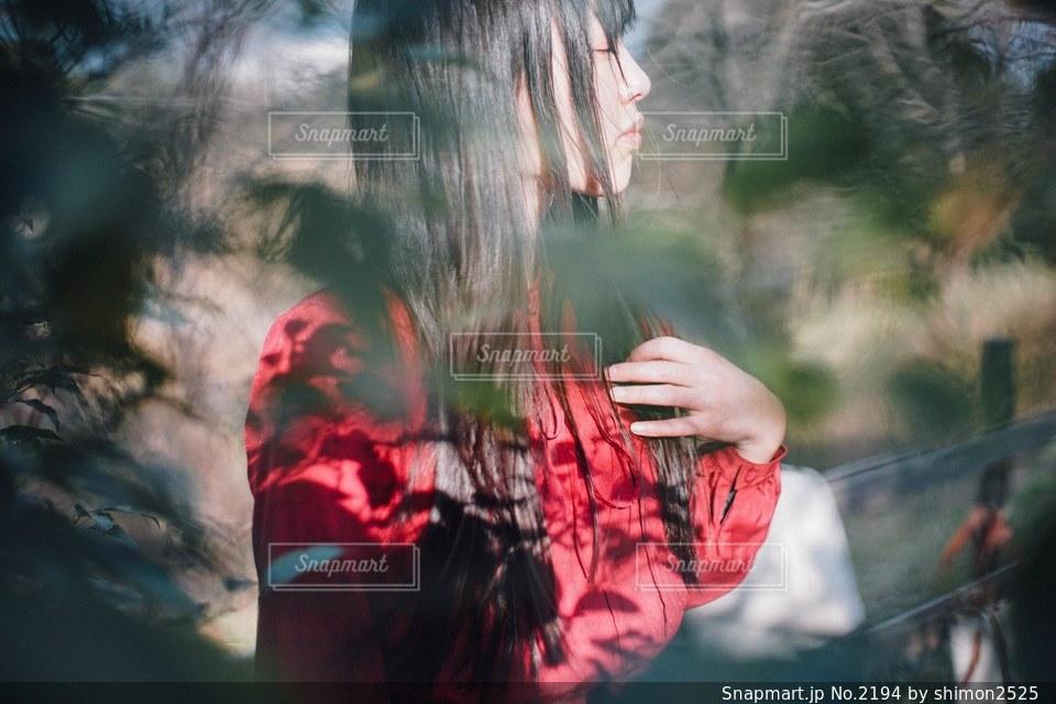女性の写真・画像素材[2194]