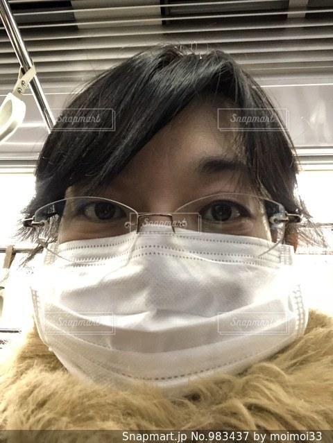 マスク 装着