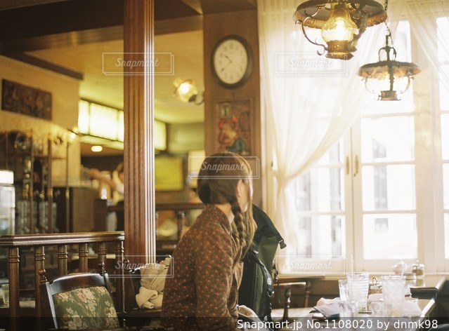 純喫茶の写真・画像素材[1108020]