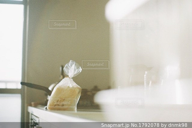 今日の朝ごはんの写真・画像素材[1792078]