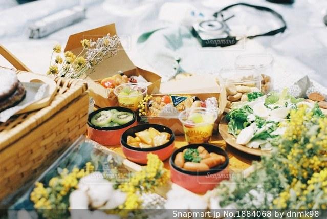 レッツピクニック!の写真・画像素材[1884068]