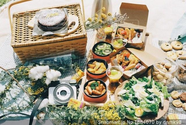 レッツピクニック!の写真・画像素材[1884070]