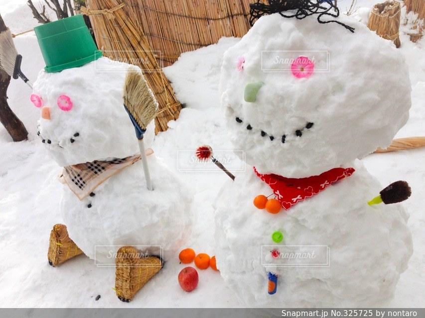 冬の写真・画像素材[325725]
