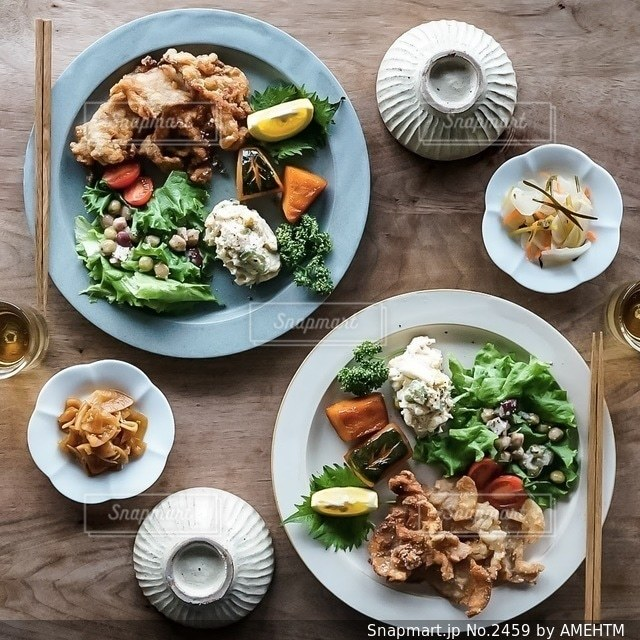 食べ物の写真・画像素材[2459]