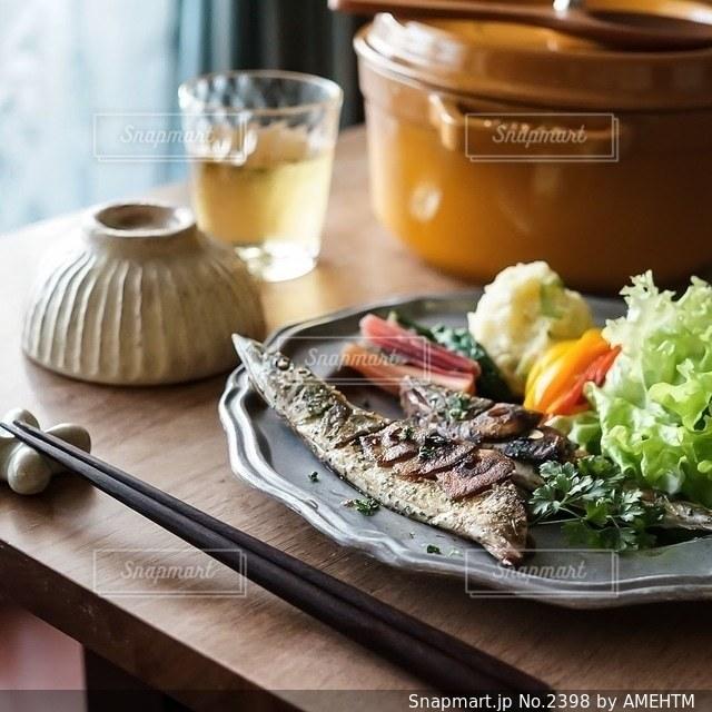 食べ物の写真・画像素材[2398]