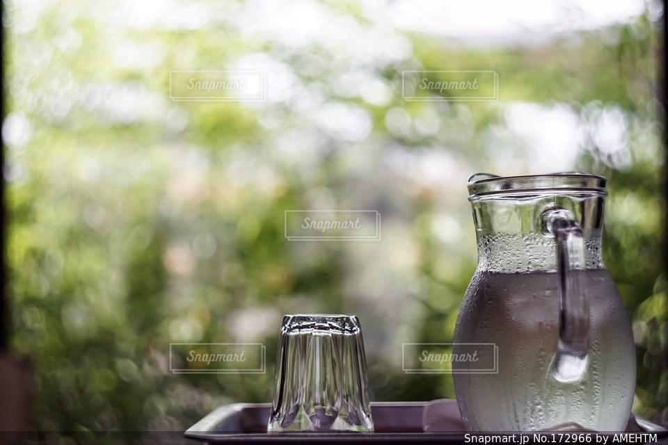 ガラスの写真・画像素材[172966]