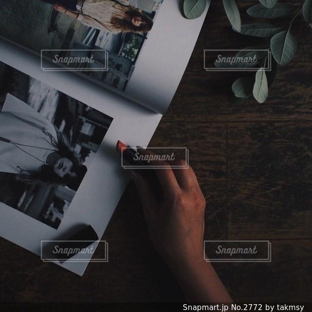 手の写真・画像素材[2772]