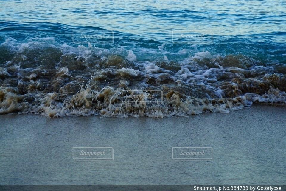 海の写真・画像素材[384733]