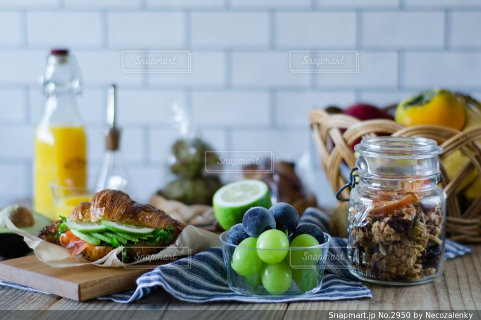 食べ物の写真・画像素材[2950]