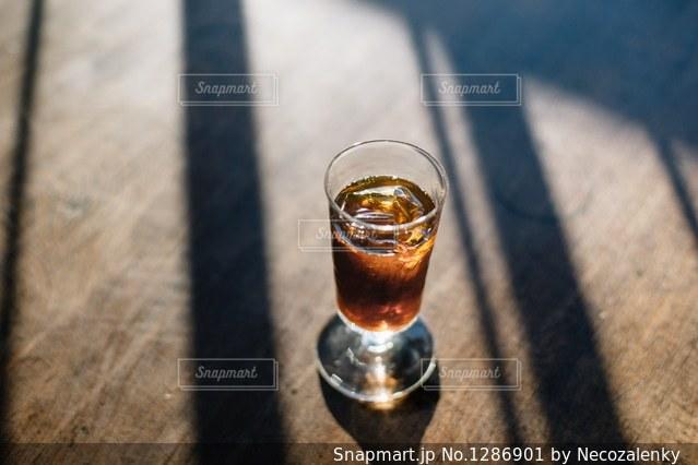 アイスコーヒーの写真・画像素材[1286901]
