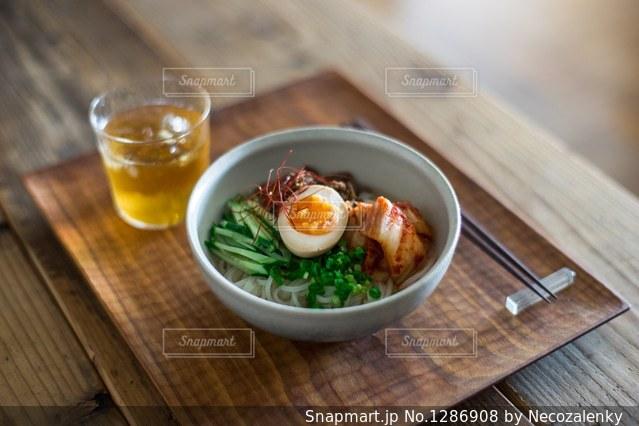 冷麺の写真・画像素材[1286908]