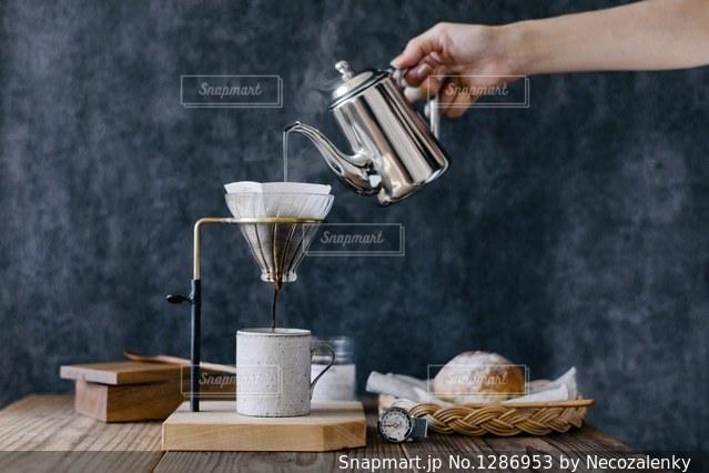 コーヒーの写真・画像素材[1286953]