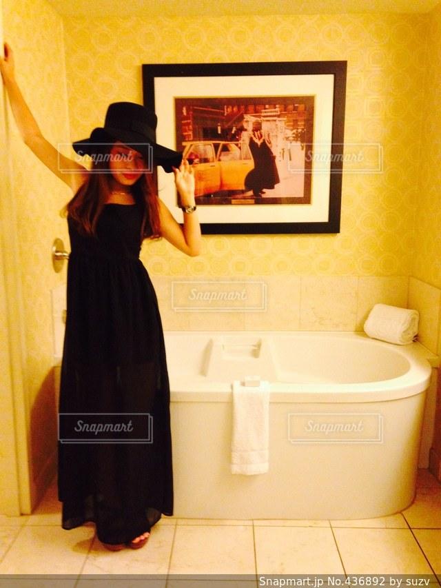 Suzu fashionの写真・画像素材[436892]