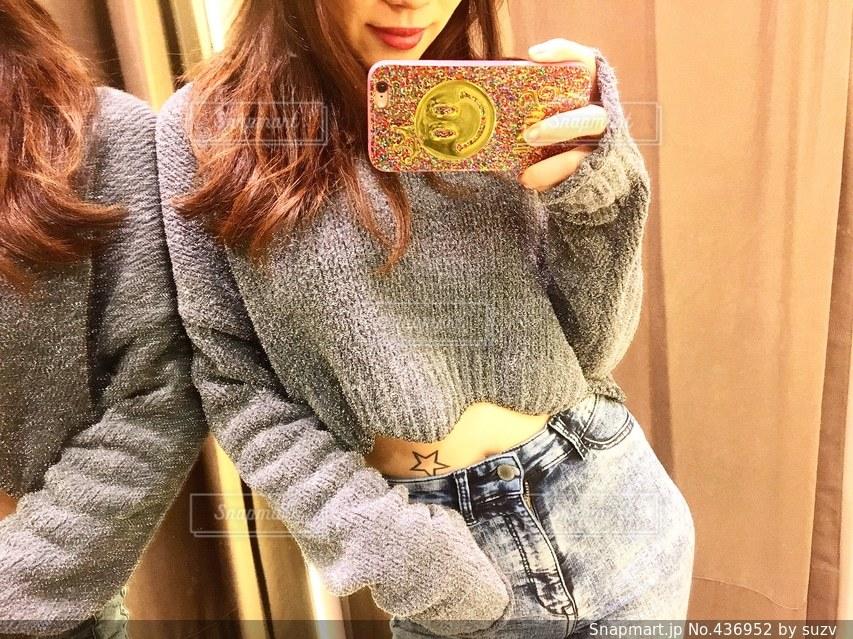 Suzu fashionの写真・画像素材[436952]
