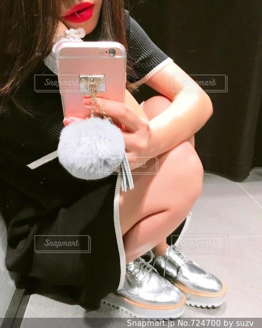 Suzu fashionの写真・画像素材[724700]