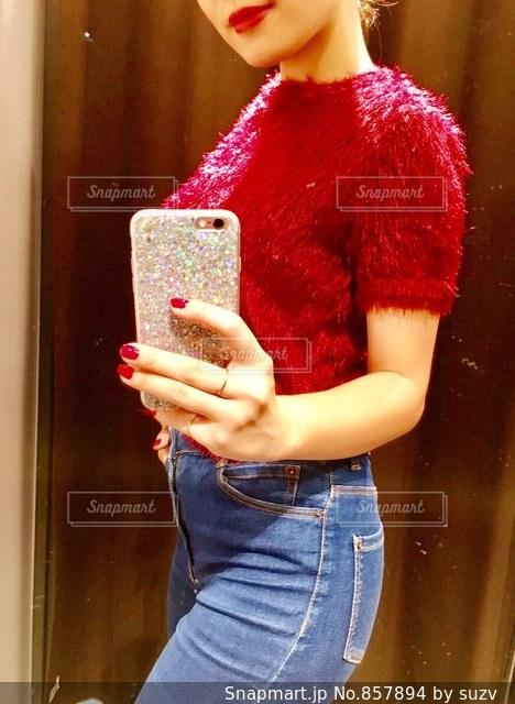 Suzu fashionの写真・画像素材[857894]