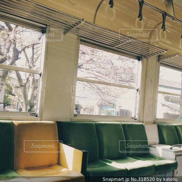 電車の写真・画像素材[318520]