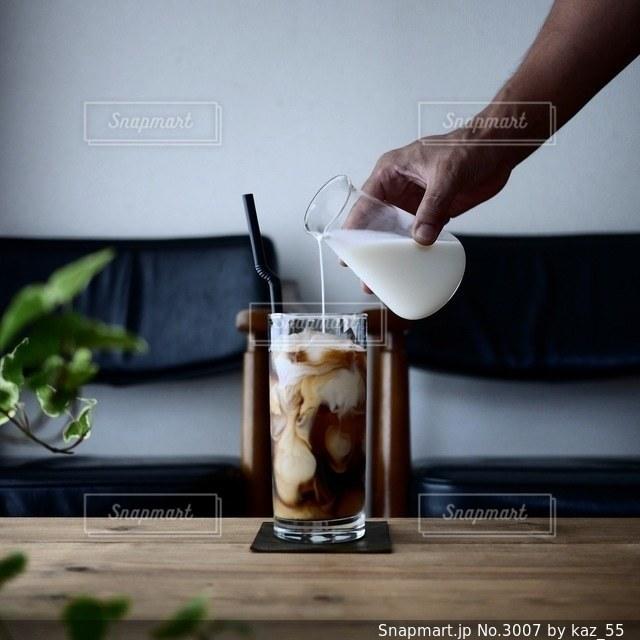 飲み物の写真・画像素材[3007]