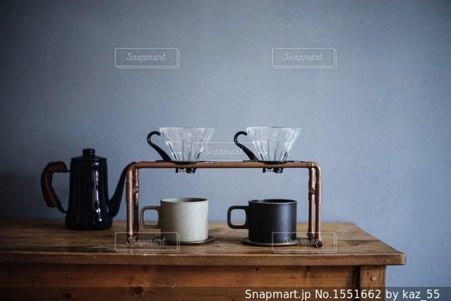 コーヒーライフの写真・画像素材[1551662]