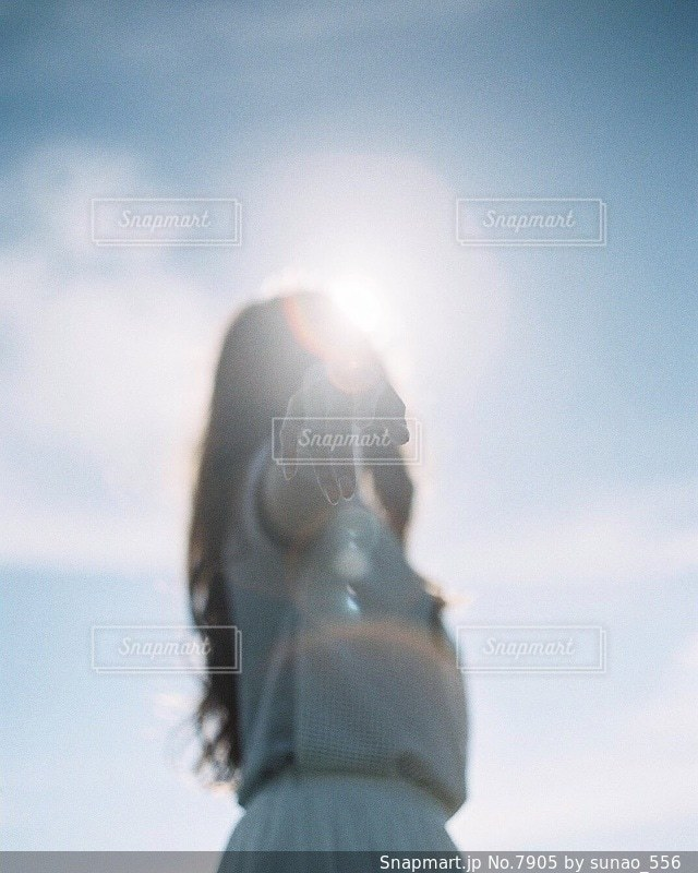 女性の写真・画像素材[7905]