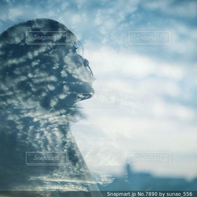 女性の写真・画像素材[7890]