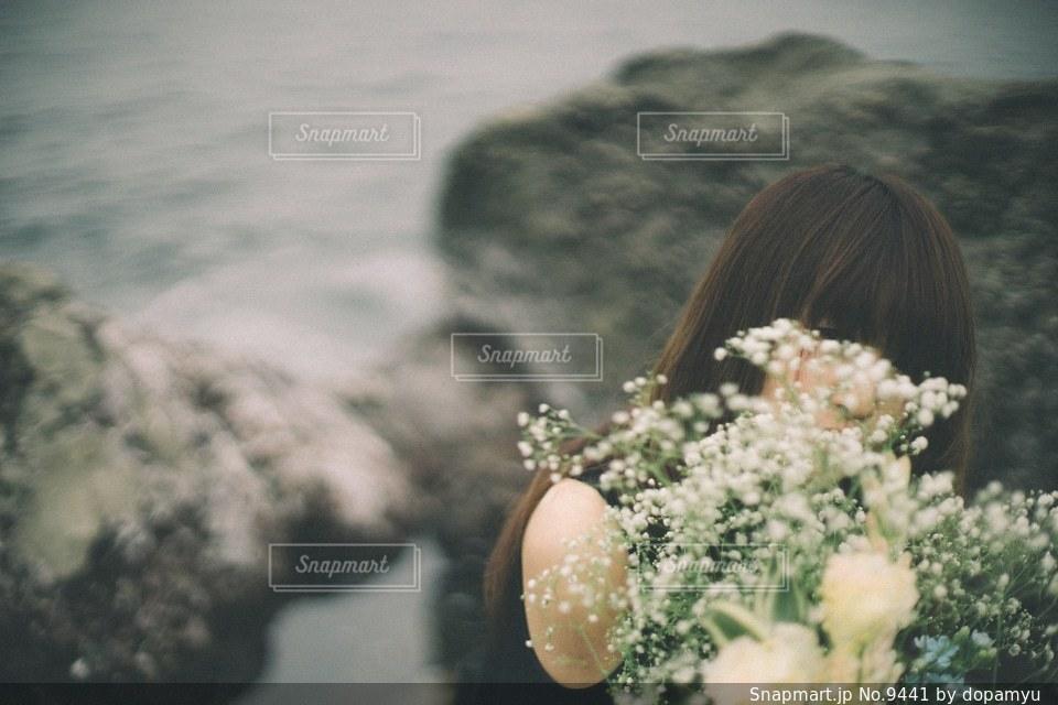 女性の写真・画像素材[9441]
