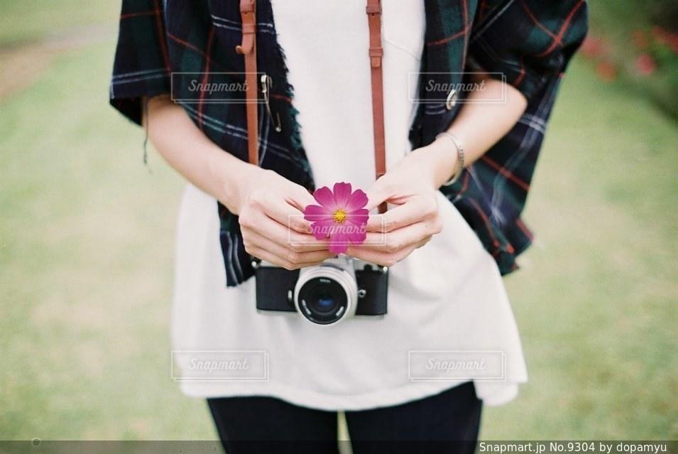 女性の写真・画像素材[9304]