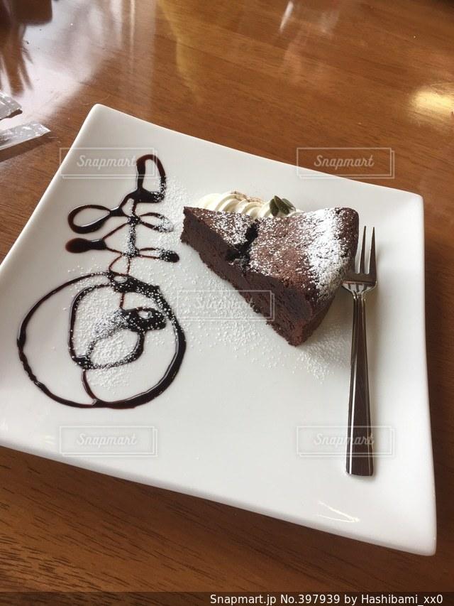食べ物,ケーキ,お菓子,チョコレート,ガトーショコラ,チョコ