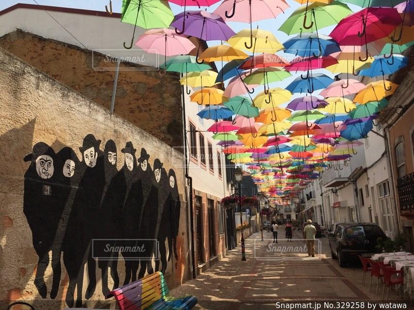 傘の写真・画像素材[329258]