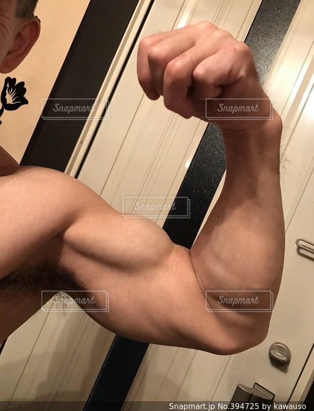 腕,トレーニング,筋肉,筋トレ,ムキムキ,上腕二頭筋
