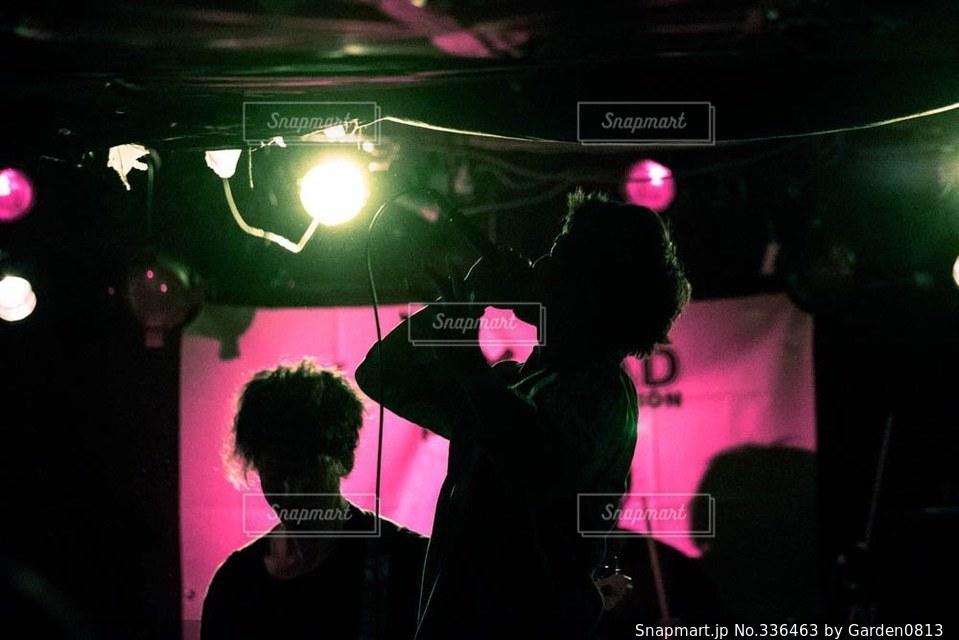 LIVEの写真・画像素材[336463]