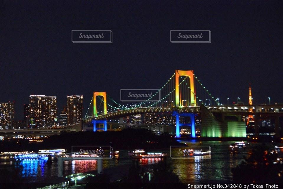 東京タワーの写真・画像素材[342848]
