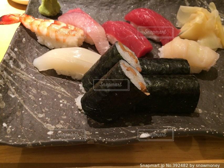 お寿司,日本食,寿司,マグロ,納豆,納豆巻
